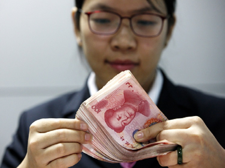 Be safe in China and beware of counterfeit money.